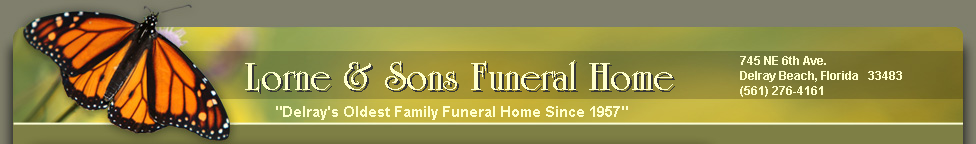 Lorne & Sons Funeral Home